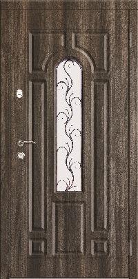 Двери «Саган» —  Ковка