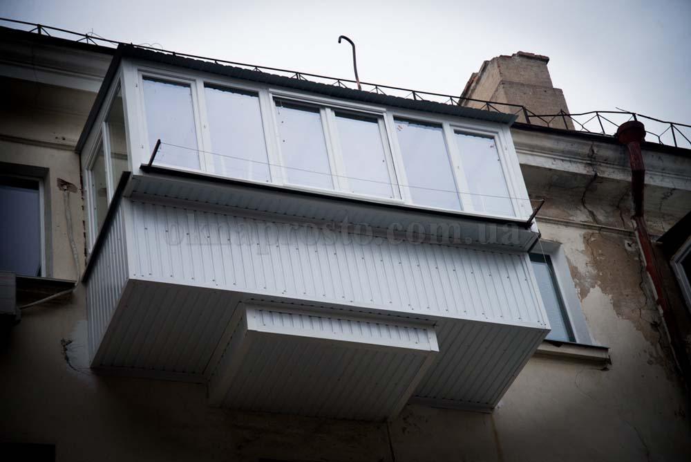 Наши Работы — Балконы и Лоджии